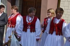 2012- Jamniczanki i Stalowianki u o. Dominikanów