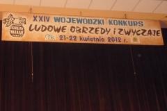2012- Jamniczanki na przegladzie w Wierzawicach