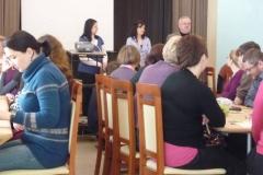 2012-Warsztaty Pisanki Wielkanocnej w Rzeszowie