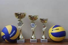 III Gminny turniej siatkówki i tenisa stołowego