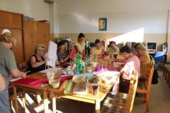 Warsztaty artystyczne 1- Lasowiackie Kluby Seniora