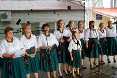 Występ Jarzębiny w Zaleszanach
