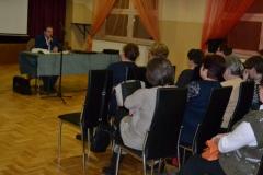 AS- spotkanie z prawnikiem/ wykład o Dolańskich