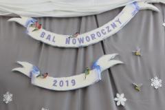 Bal noworoczny Grębów 2019