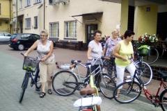 Druga wycieczka rowerowa AS