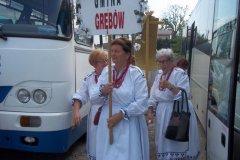 Grębowianki na Dożynkach XXXIV Archidiecezji Przemyskiej