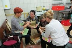 Kuchenne rewelacje- warsztaty kulinarne w ramach zadania LKS