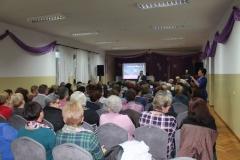 Wykład w Stalach